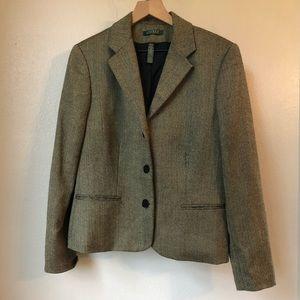 Lauren Ralph Lauren Women's Blazer - Size 12